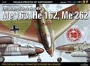 37-Last Hope of the Luftwaffe: Me 163, He 162, Me 262 (decals)