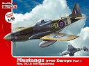 1/48 Mustangs over Europe Part 1 Nos. 303 & 309 Squadrons (kalkomanie)