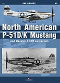03 - North American P-51 D/K Mustang and Cavalier F-51D conversion (without decal)