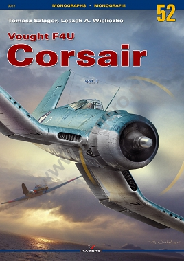 52 - Vought F4U Corsair. Vol. I