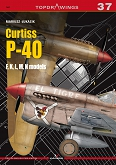 Curtiss P-40 F,K,L,M,N models