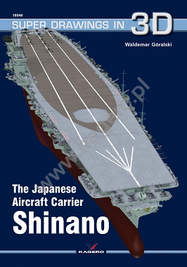 The Japanese Aircraft Carrier Shinano
