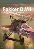 Fokker D.VII. Kaiser's best fighter