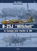 "B-25J ""Michell"" in Combat over Pacific & CBI"