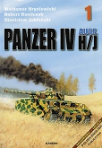 01 - PANZER IV Ausf. H/J (without decal)