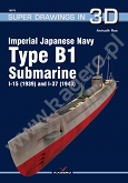 Imperial Japanese Navy Type B-1 Submarine
