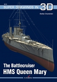 12 - The Battlecruiser HMS Queen Mary