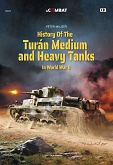 History of the Turán medium and heavy tanks in World War II
